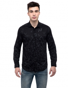 Jungle Mens Shirt
