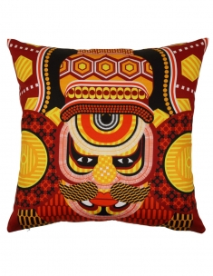 Yakshagana Cushions Cover