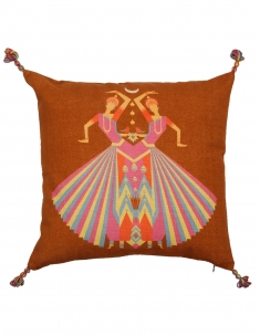 Nritya Cushion Cover