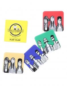 Nar-Nari Coasters