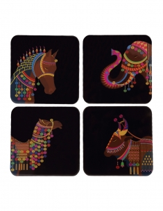 Royal Animals Coasters