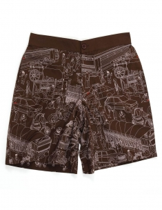 Yatayaat Jam Mens Shorts