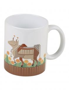 Dandy Cow Mug