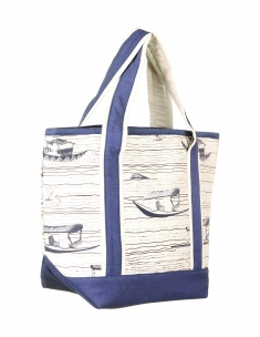 Shikara Sailor Tote Bag