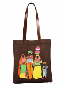 Parivar City Tote Bag