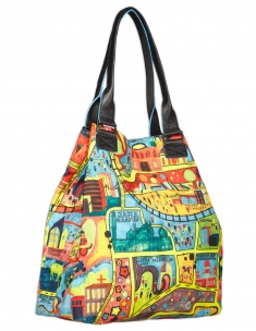 Purani Dilli Bucket Bag