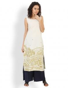 Kashmir Long Tunic