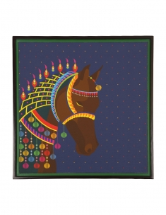 Royal Horse Canvas Art