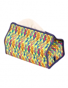 Parrot Tissue Box Cover