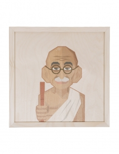Bapu Wood Art